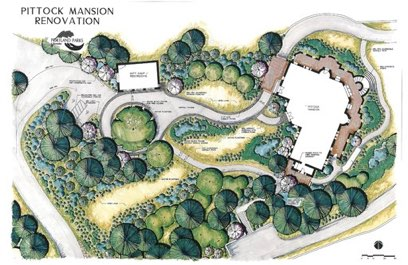 Pittock Mansion Renovations To Achieve Ada Access Code